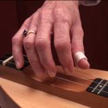 Right Hand Finger Pricking